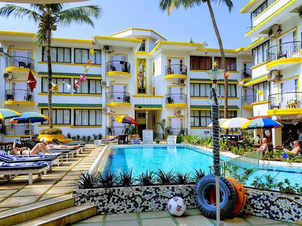 Santa Monica Resorte in Goa