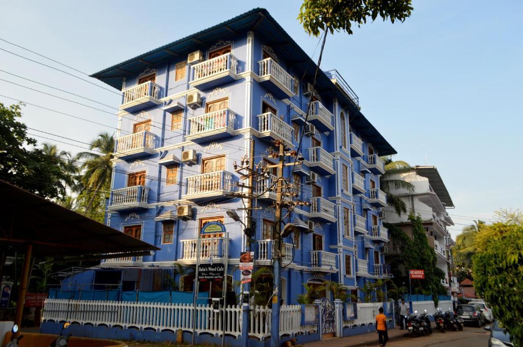 Hotel Seagull in Goa