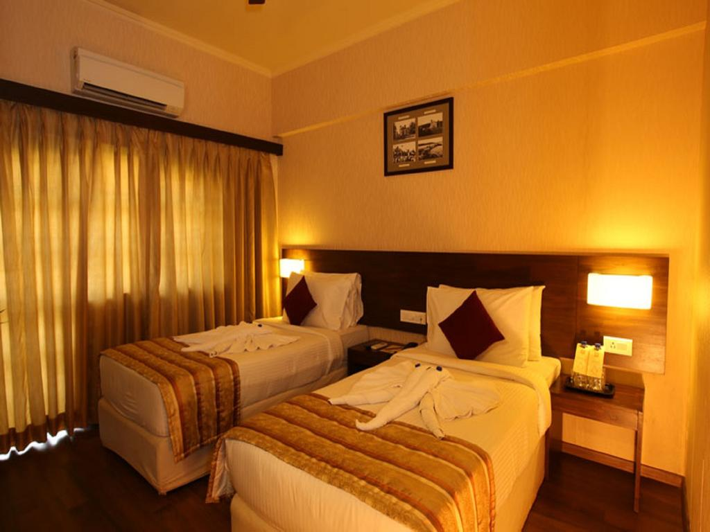 Marquis Beach Resort in Nerul