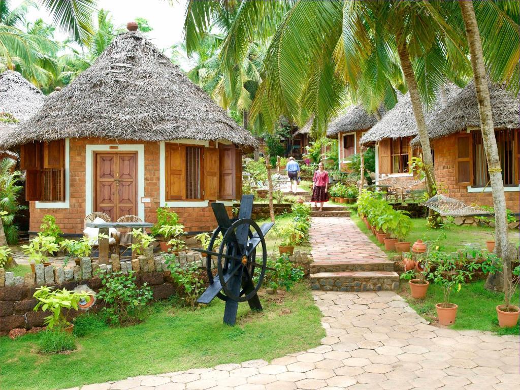 Soma Manaltheeram Ayurveda Beachvillage in Kovalam