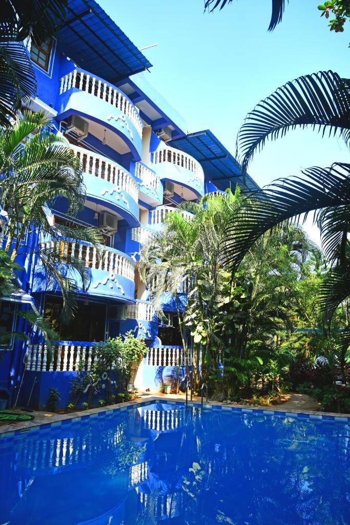 Villa Theresa Beach Resort in Goa