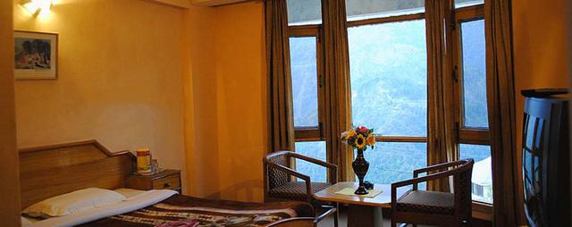 Hotel Shikhar in Dharamsala