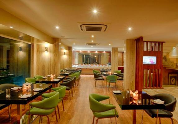 Hotel Arif Castles in Lucknow