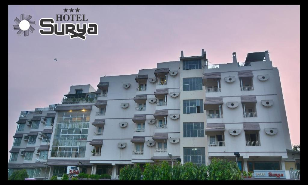 Hotel Surya in Indore
