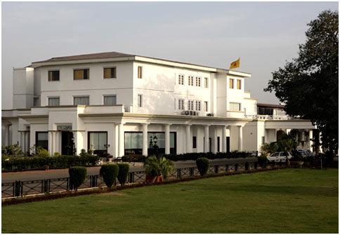 Hari Niwas Palace in Jammu
