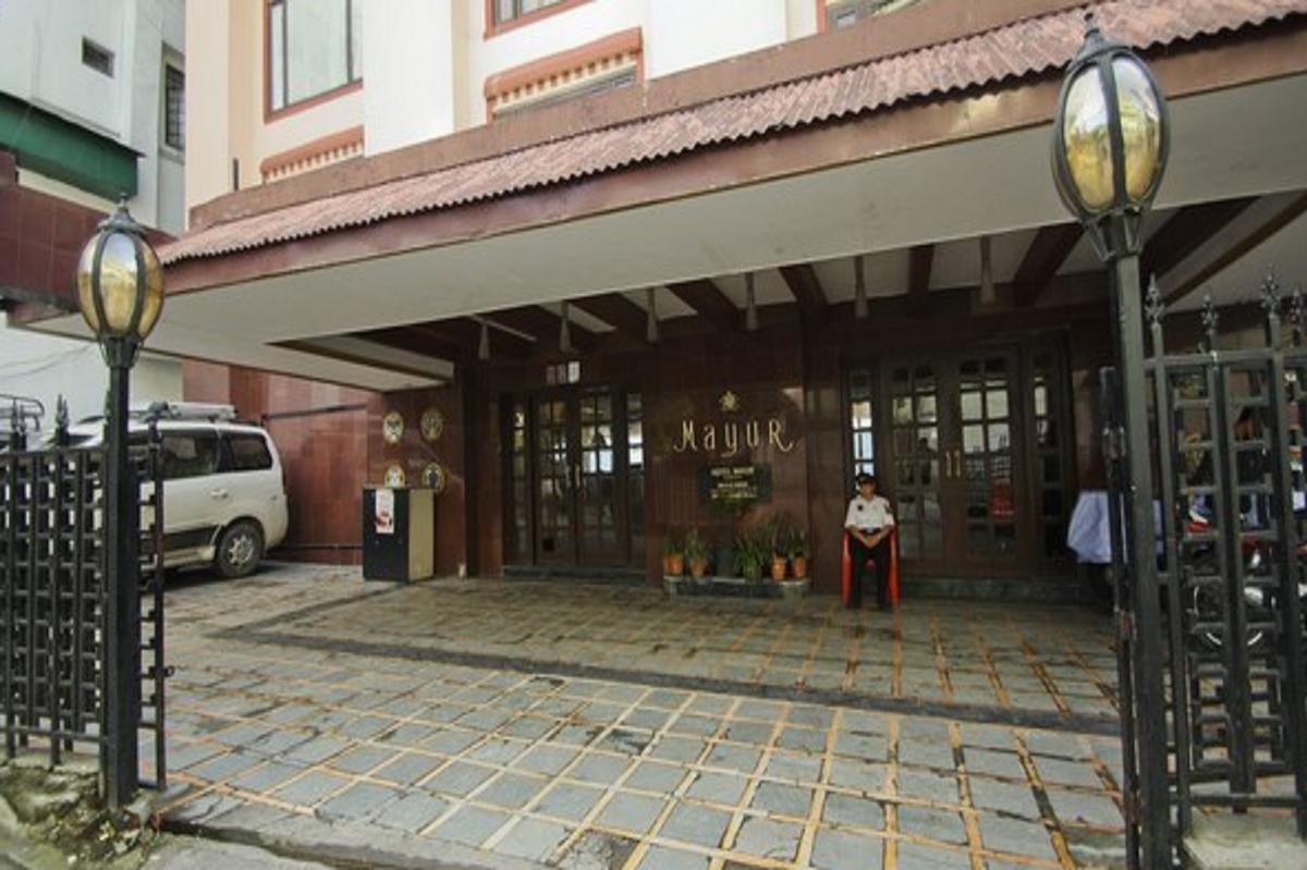 Hotel Mayur in Gangtok