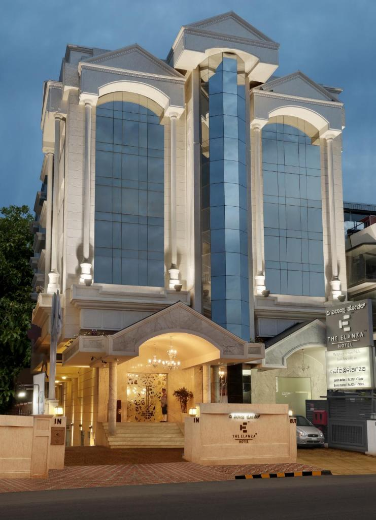 The Elanza Hotel, Bangalore in Bengaluru