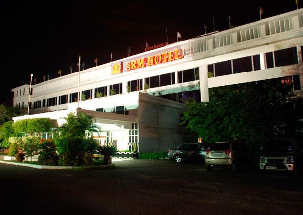 SRM Hotel in Chennai