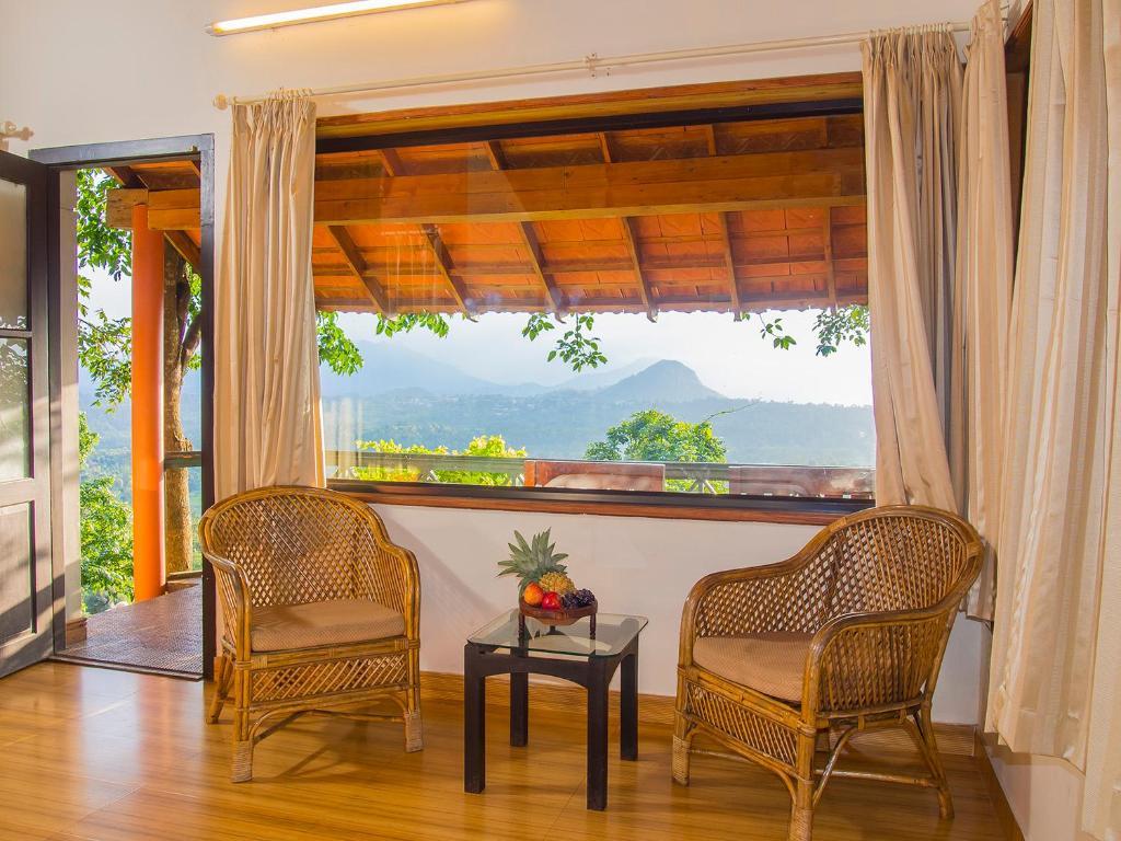 Edakkal Hermitage Resorts in Wayanad