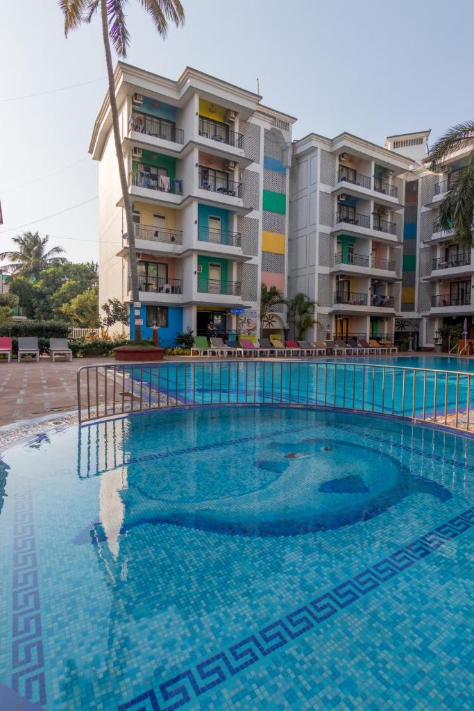 Palmarinha Resort & Suites in Goa