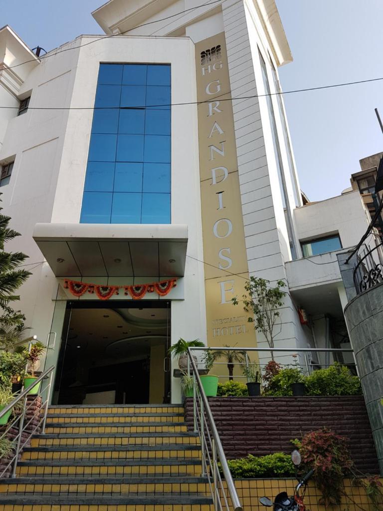 Hg Grandiose Hotel in Mount Abu