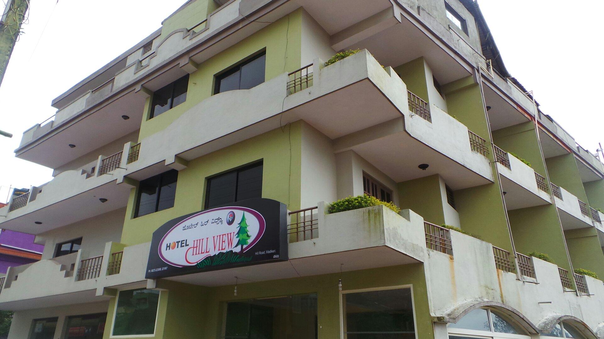 Hotel Hillview in Madikeri