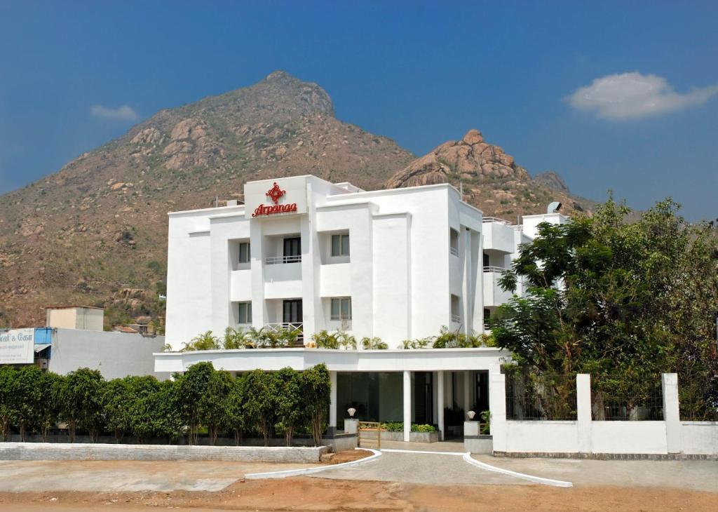 Arpanaa Hotel in Thiruvannamalai