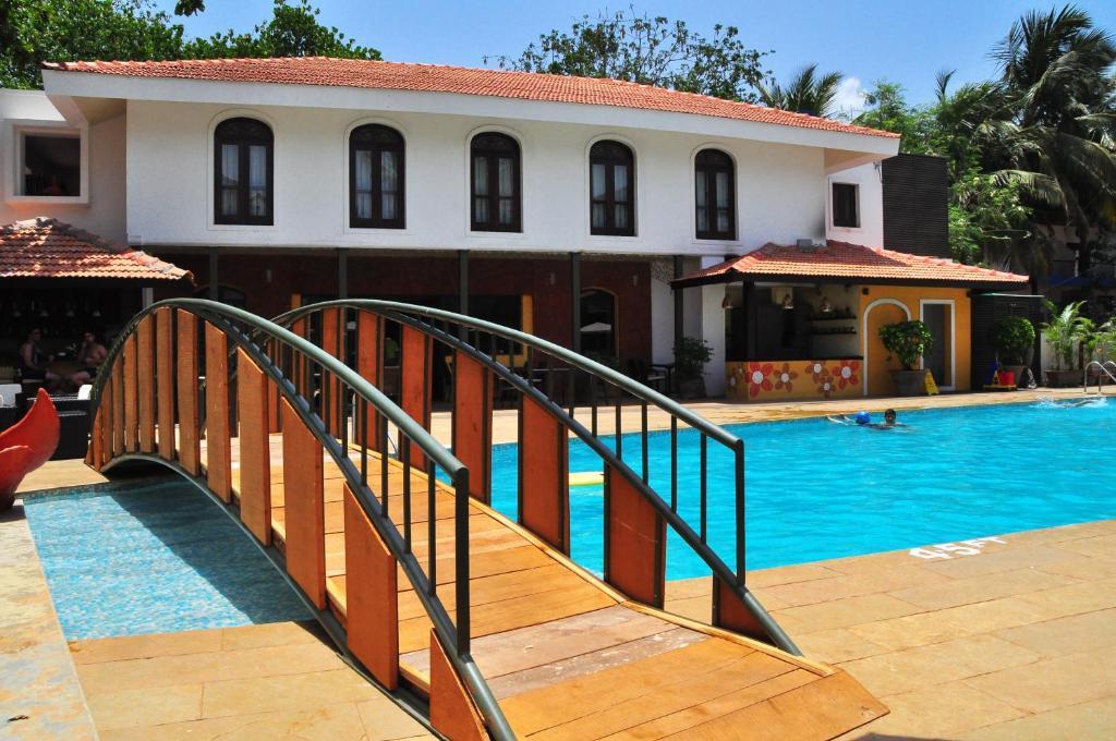 Kyriad Prestige Calangute, Goa in Goa