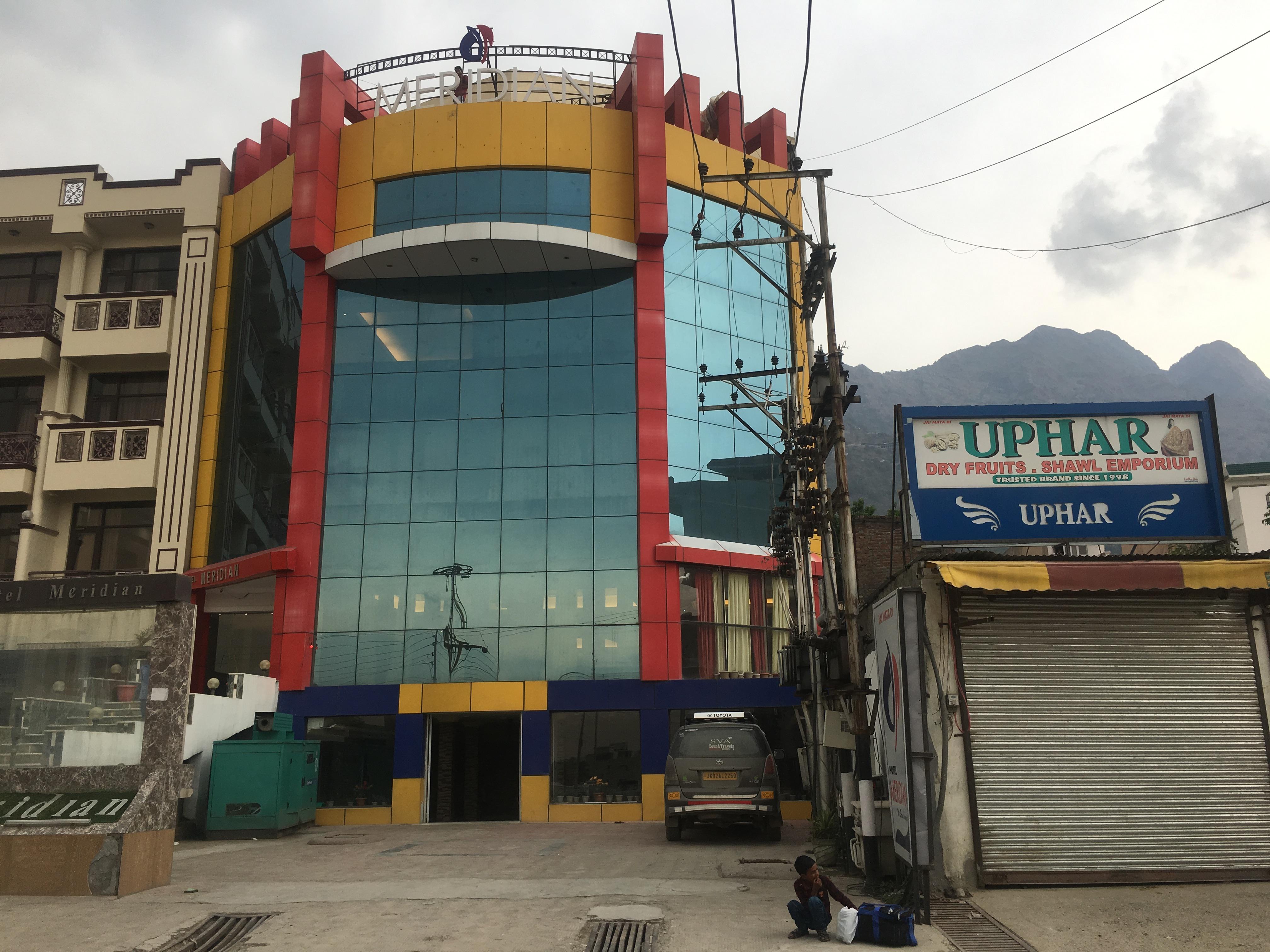 Hotel Meridian in Katra