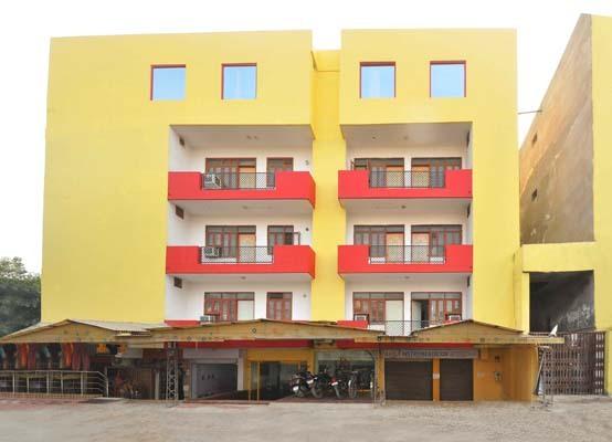 Hotel M.G Residency in Agra