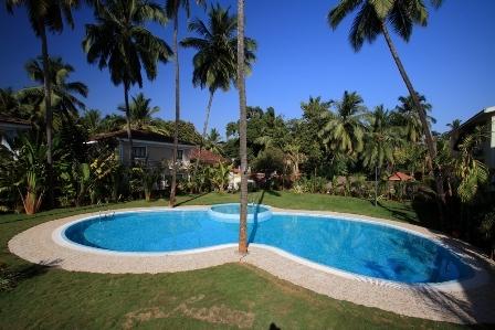Godwin Hotel in Goa