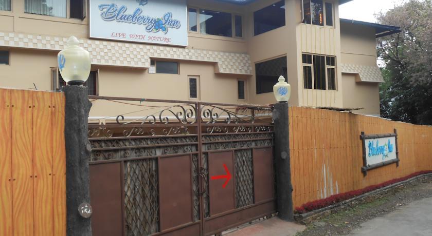 Blueberry Inn in Shillong