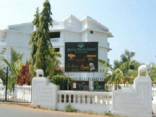 Mobor Beach Resort in Goa