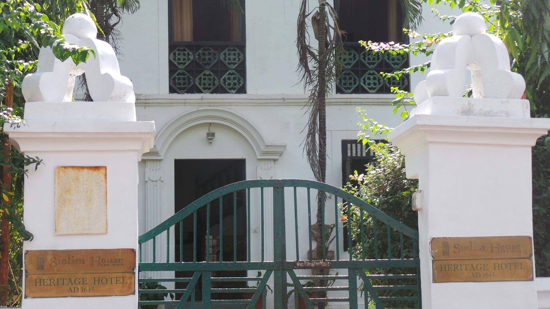Siolim House in Goa
