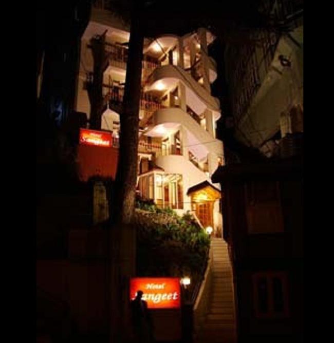 Hotel Sangeet in Shimla