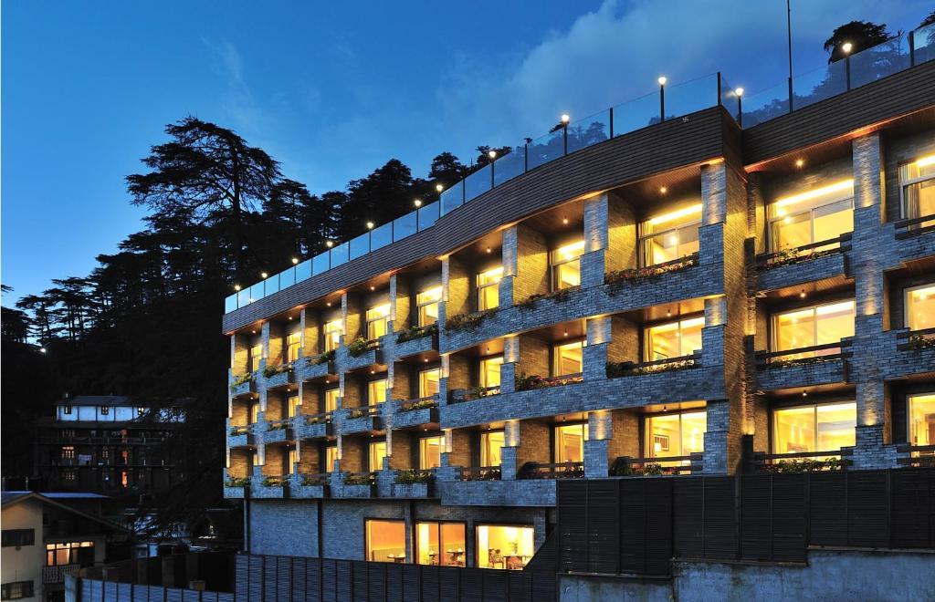 Marina- Shimla First Designer Boutique Hotel in Shimla