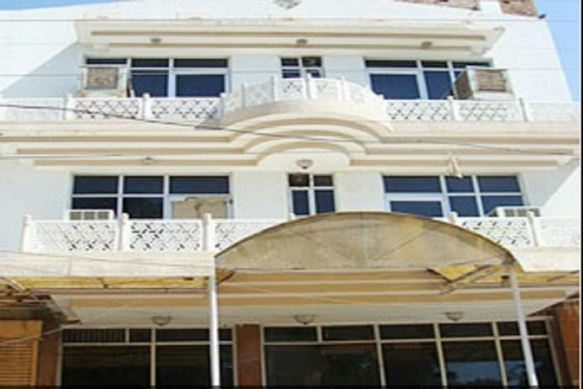 Hotel Apoorva Deluxe in Jaipur