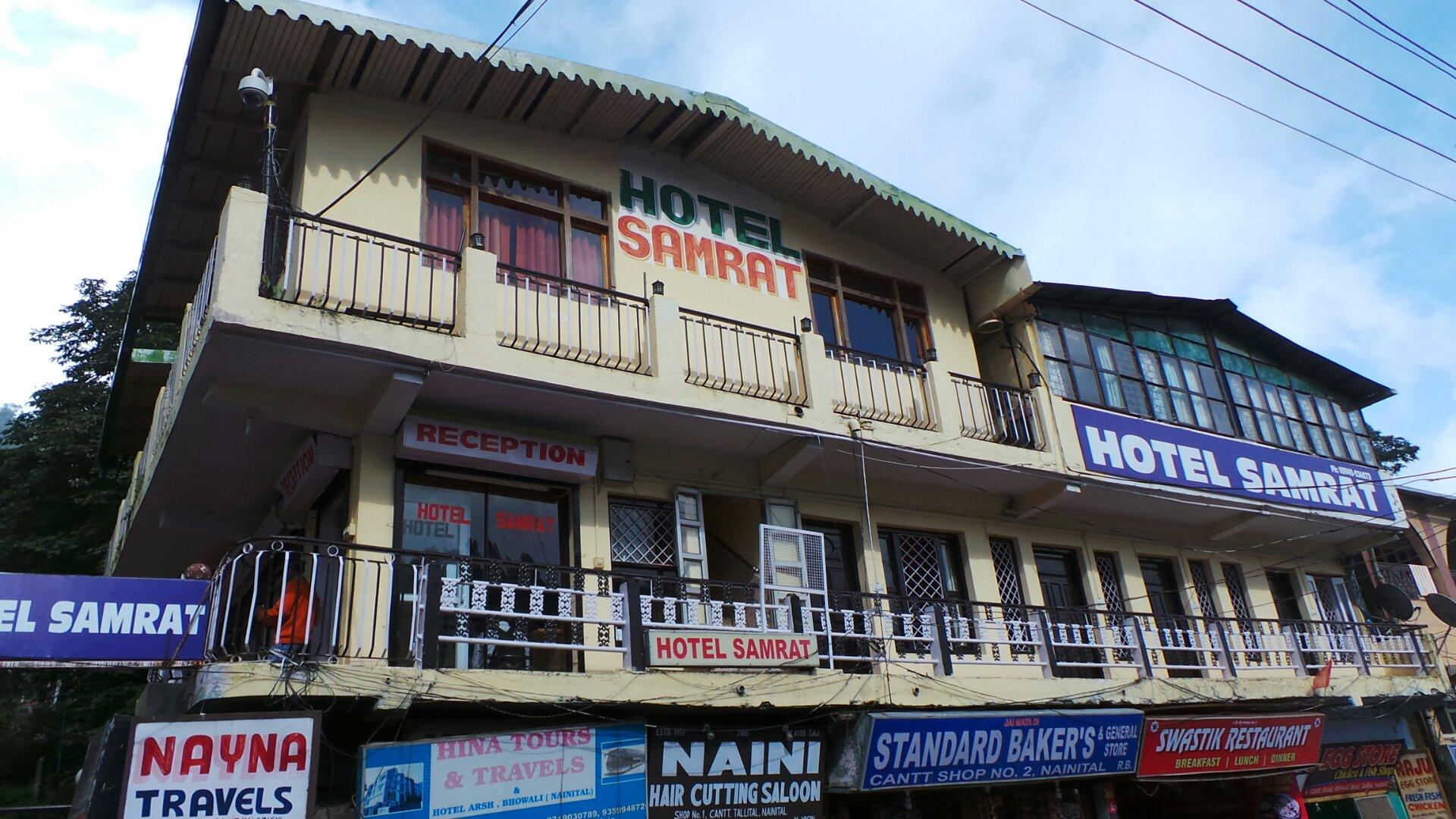 Hotel Samrat in Nainital