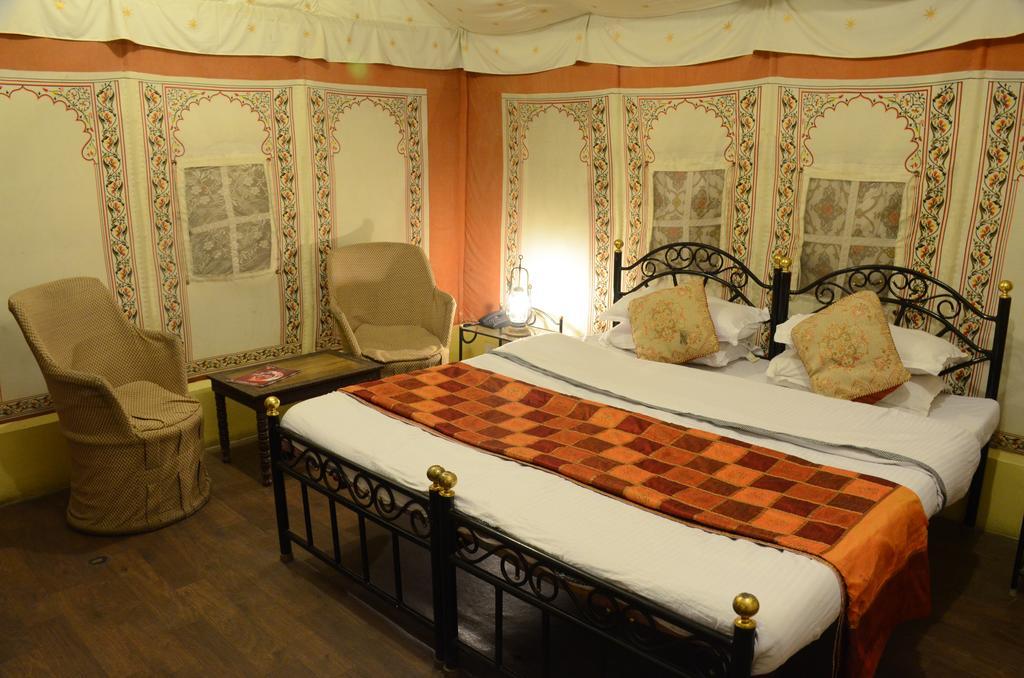 The Aravali Tent Resort in Udaipur