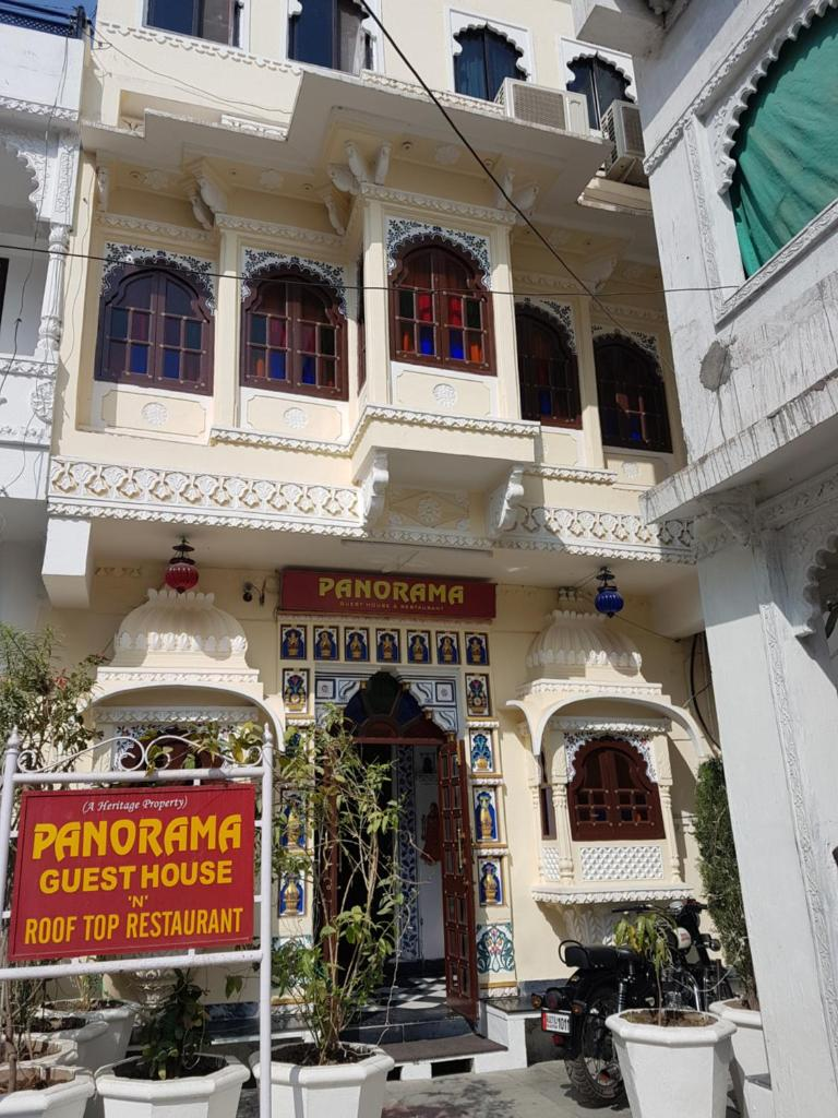 Panorama Guest House in Udaipur