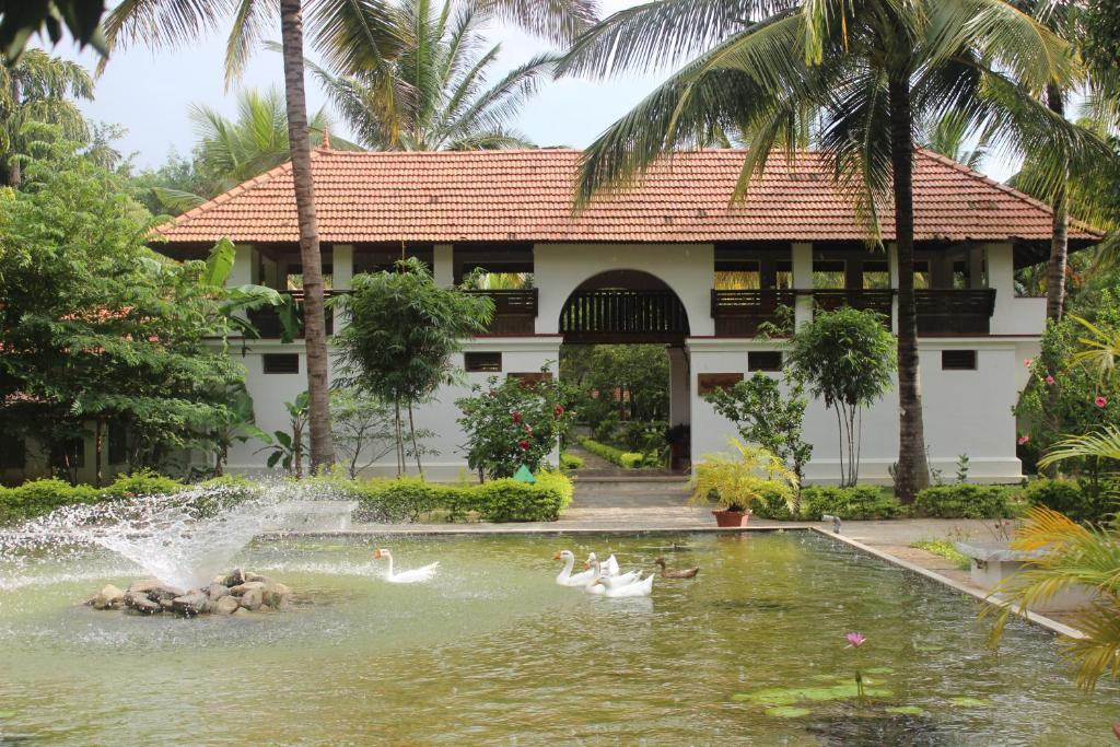 Ayurvedagram Heritage Wellness Center in Bengaluru