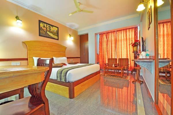 Hotel Presidency Near New International Airport in Bengaluru