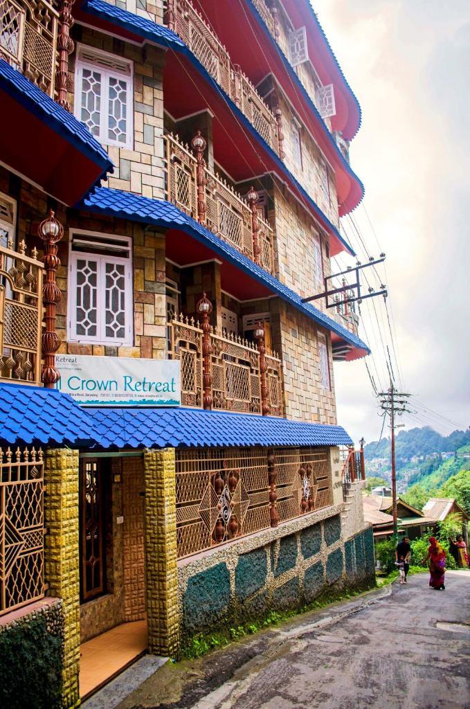 Hill Crown Retreat in Darjeeling