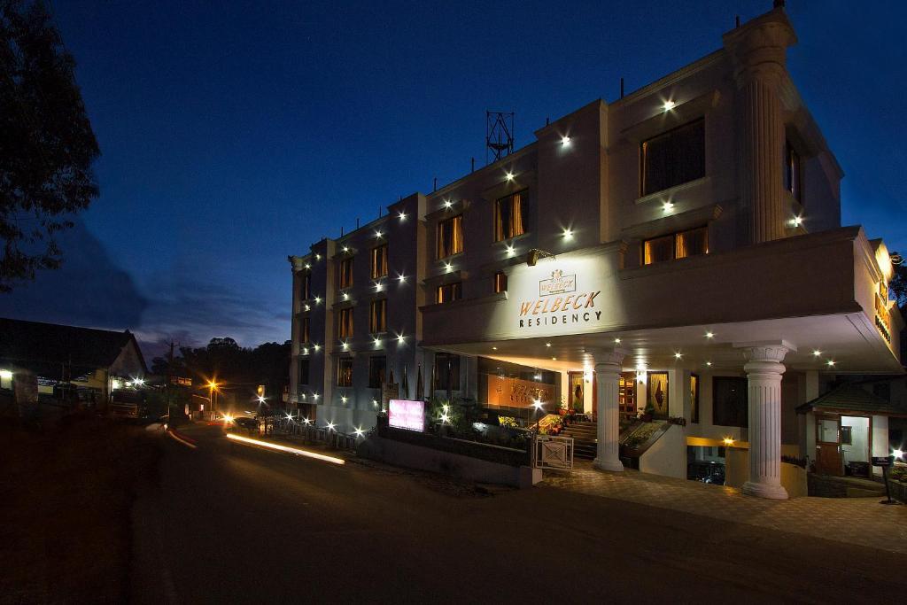 Hotel Welbeck Residency in Udagamandalam