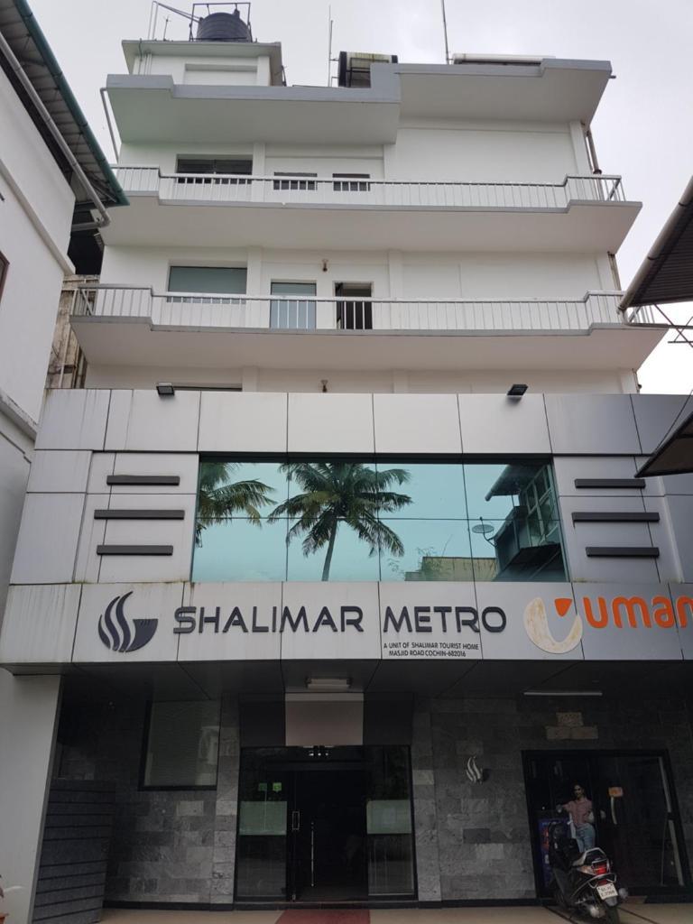 Shalimar Metro in Cochin