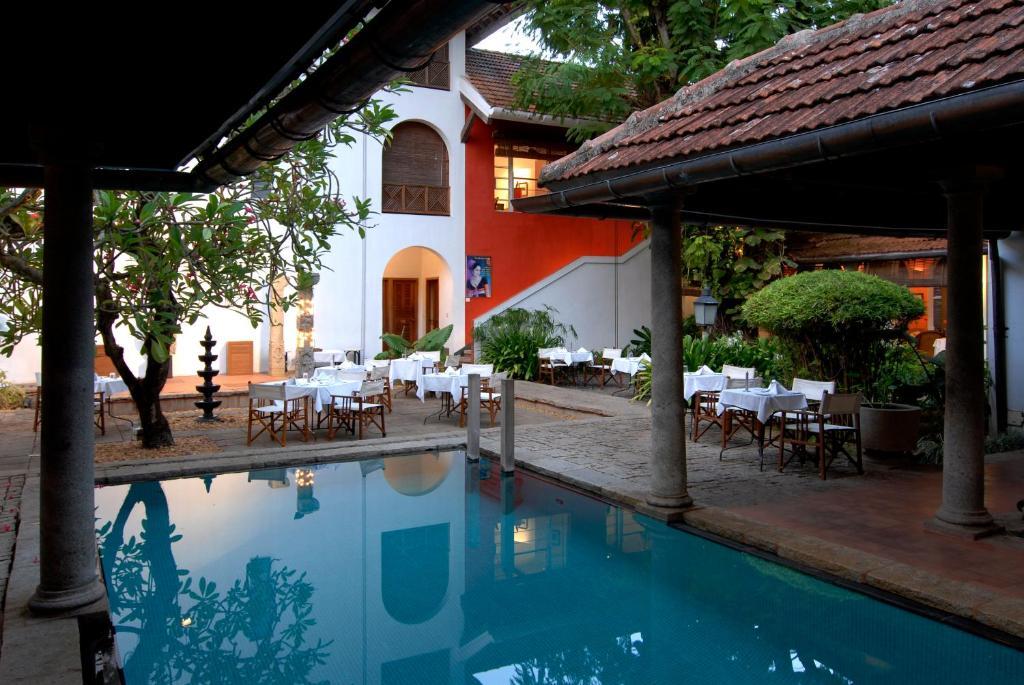 Malabar House in Cochin