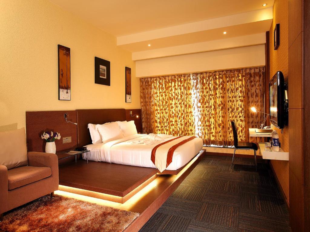 Flora Airport Hotel in Cochin