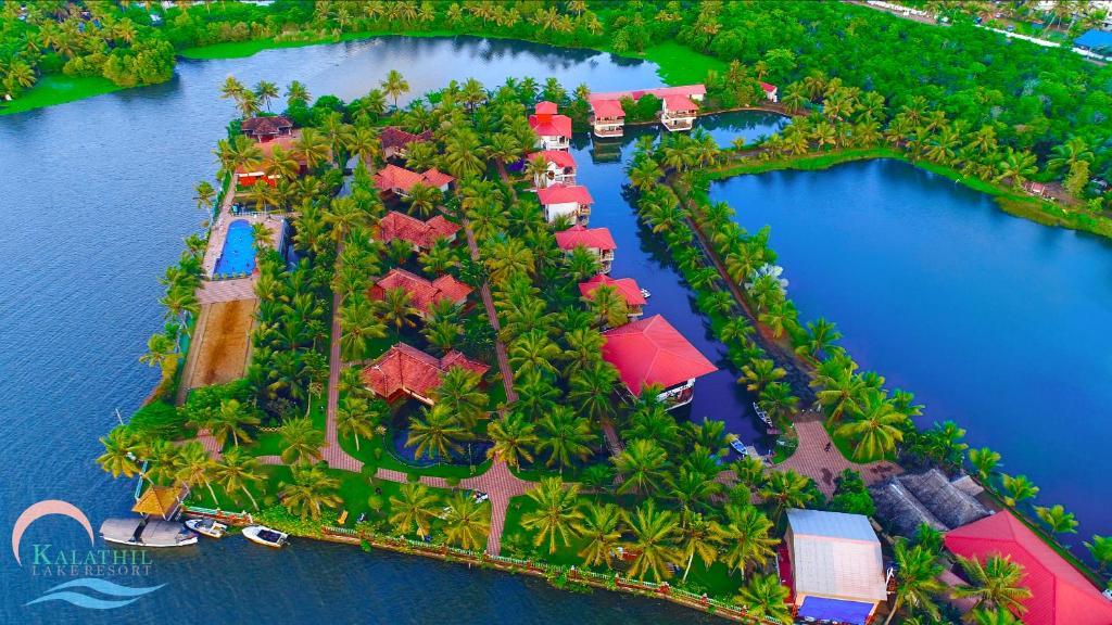 Kalathil Lake Resort in Kumarakom