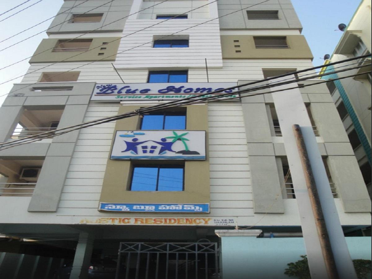 New Blue Homes (beach Area) in Vishakhapatnam