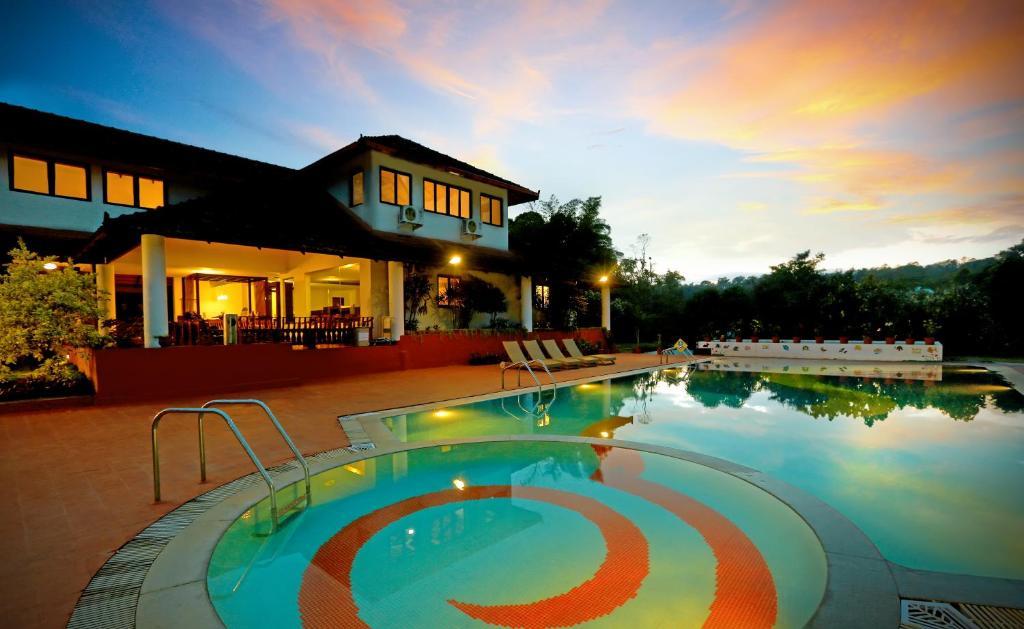 Kadkani River Resort in Coorg