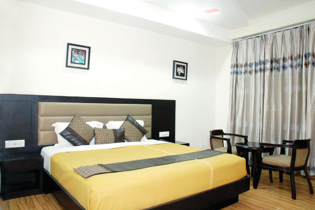 Hotel Orbit 34 in Chandigarh