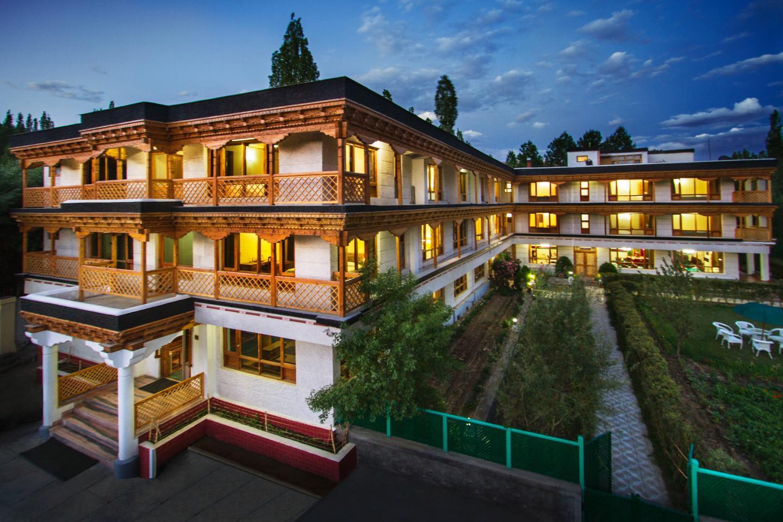 Hotel Caravan Centre in Leh