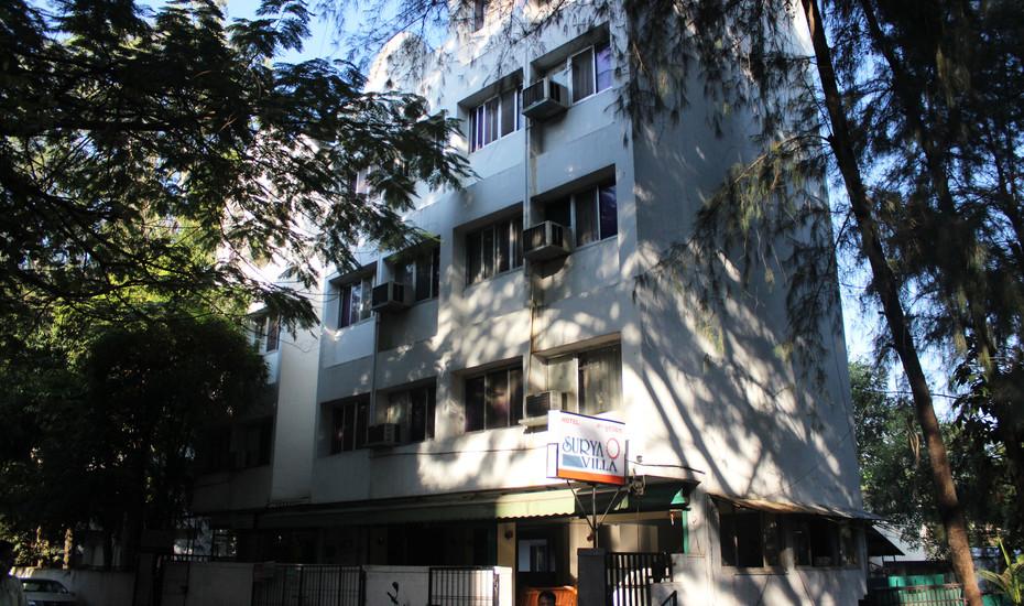Hotel Surya Villa in Pune