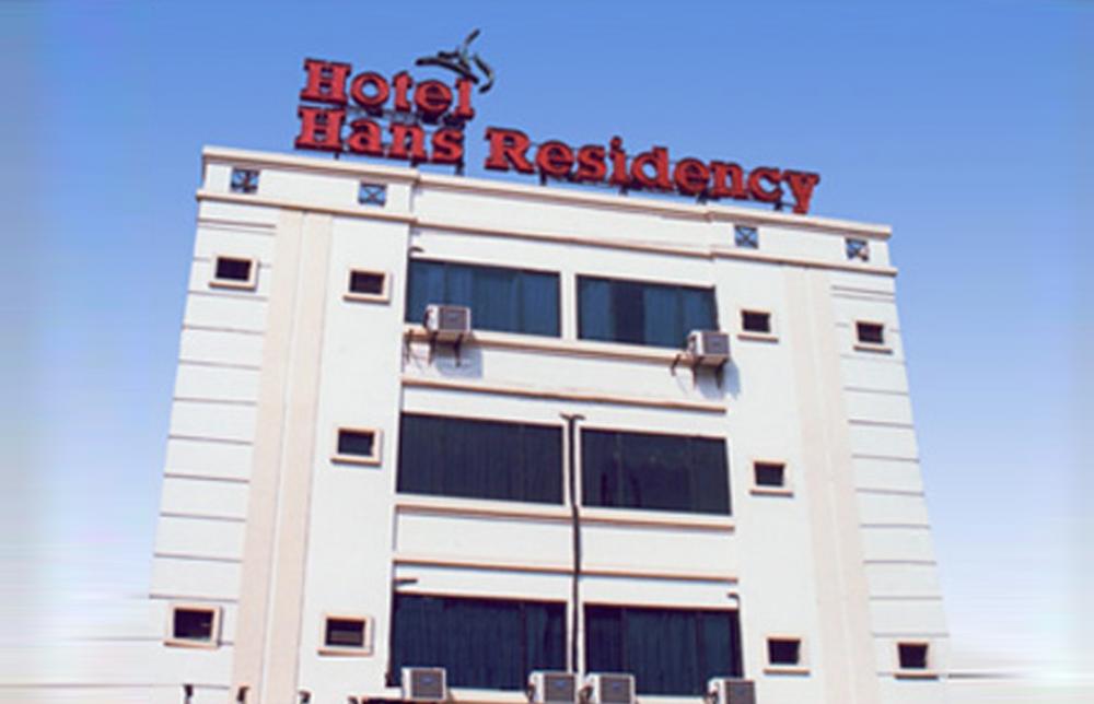 Hotel Hans Residency in Hyderabad