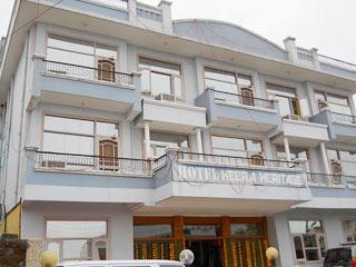 Hotel Heera Heritage in Katra