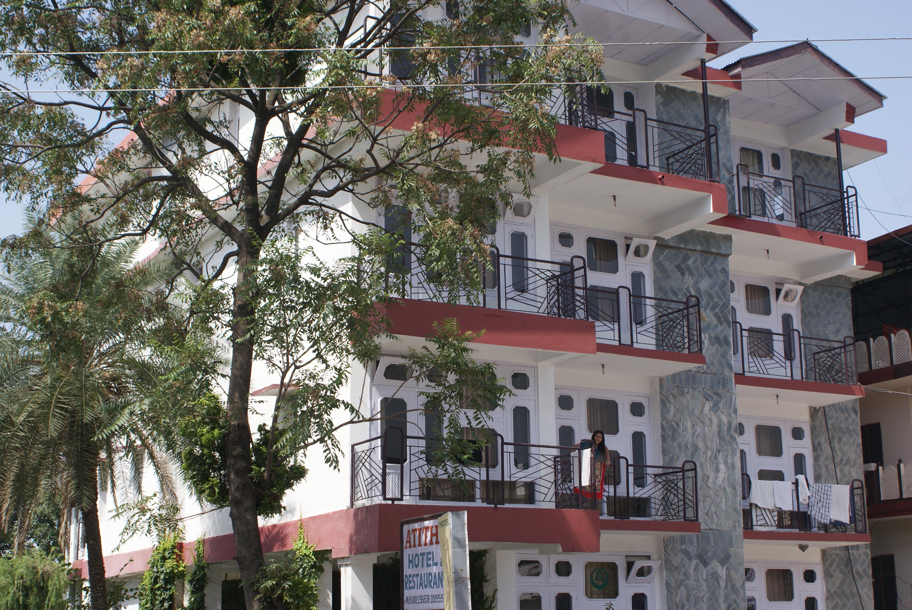 Hotel Atithi in Dharamsala
