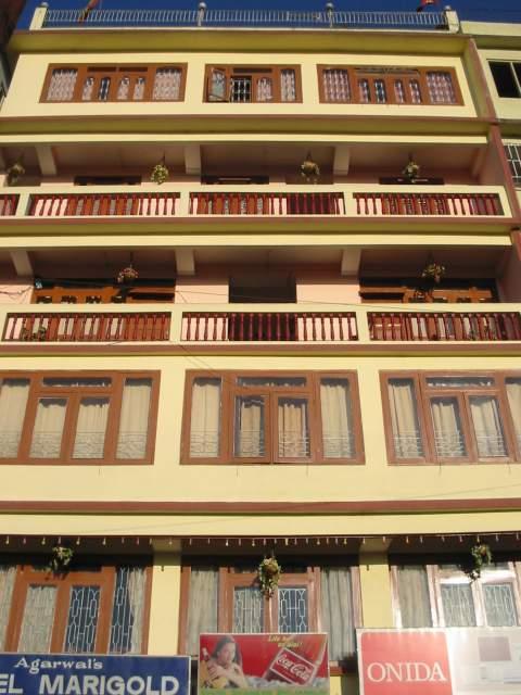 Hotel Mari Gold in Gangtok