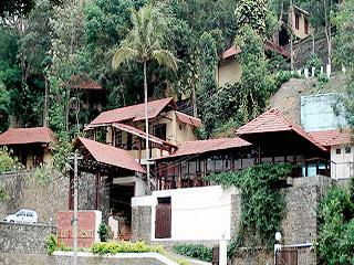 Elan Hills Resort in Thekkady
