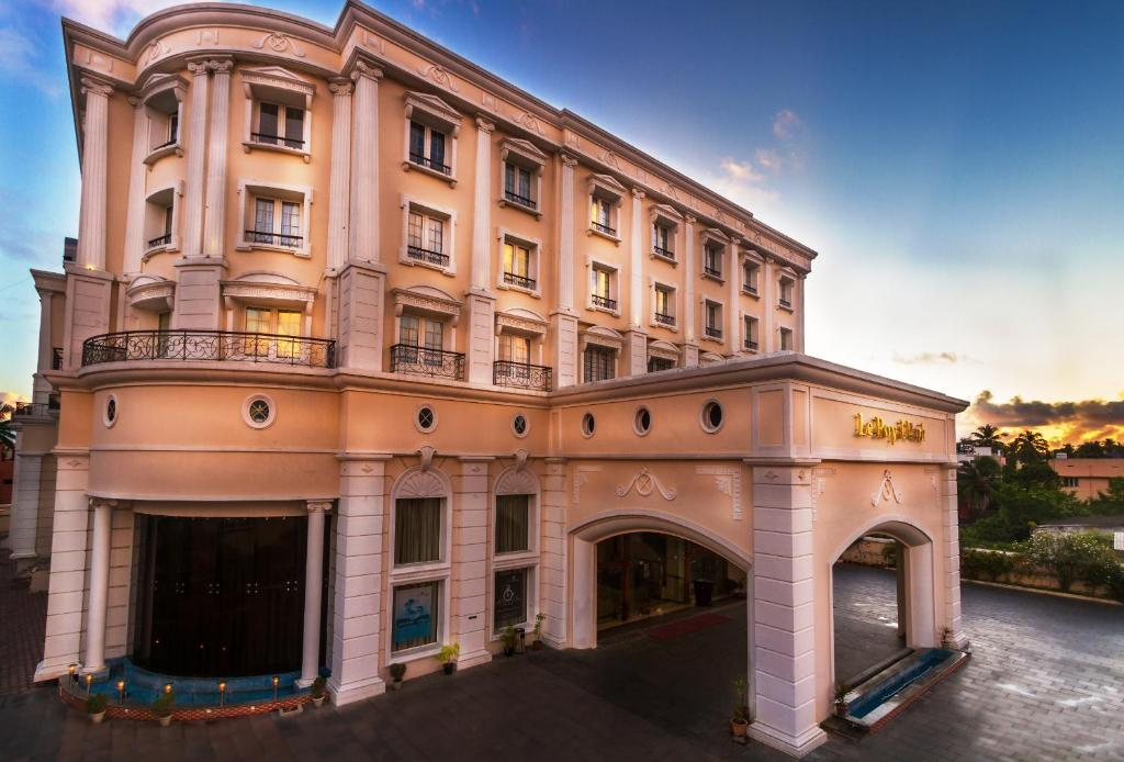 Hotel Le Royal Park in Pondicherry