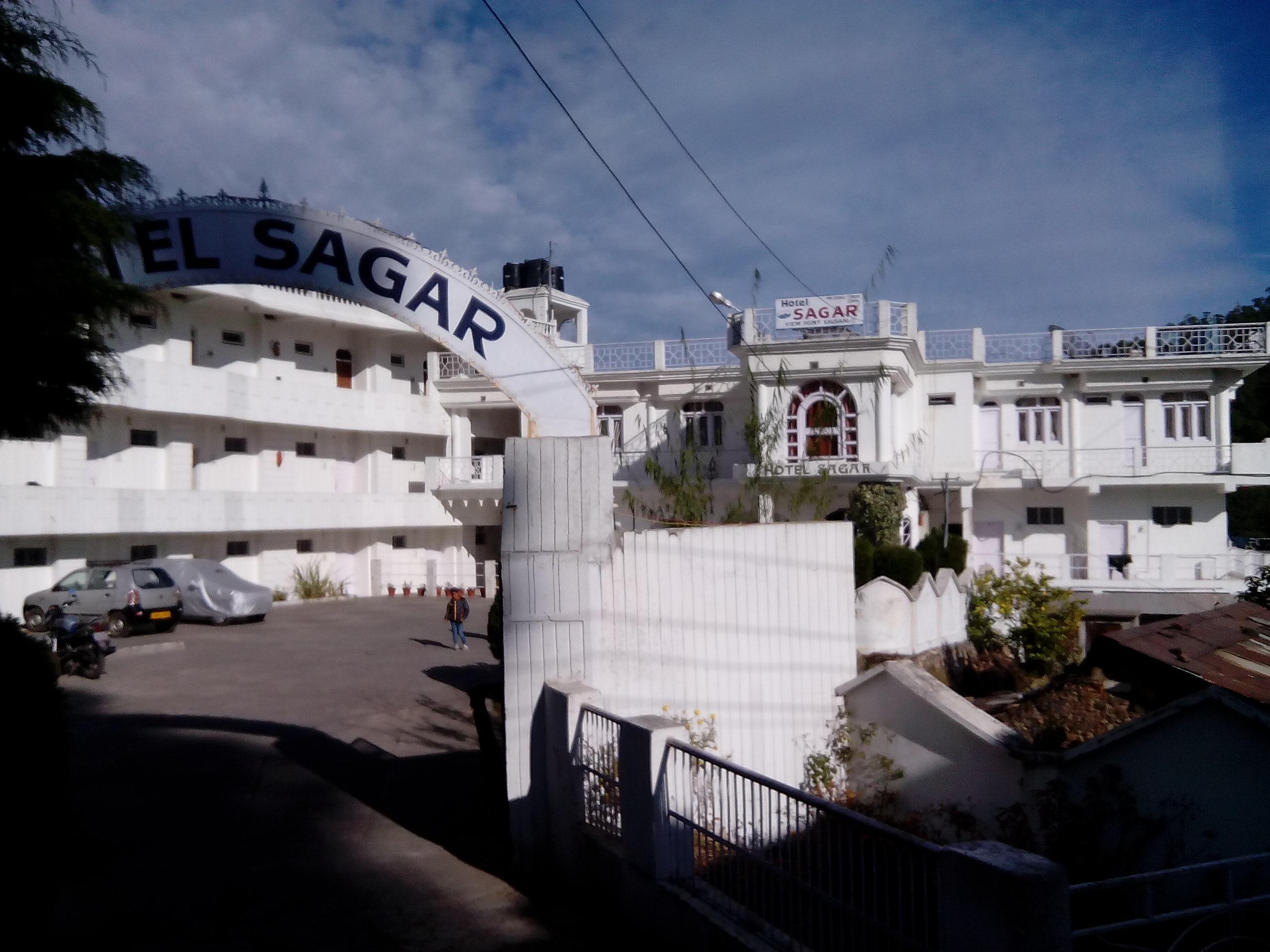 Hotel Sagar in Kausani